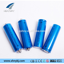 lithium iron phosphate cells 38120s-10Ah for street lamp
