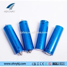 células de fosfato de ferro e lítio 38120s-10Ah para lâmpada de rua
