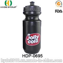 2017 Recém BPA Livre de Plástico PE Correndo Esportes Garrafa de Água (HDP-0695)