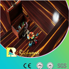 Household 12.3mm Mirror Cherry Water Resistant Laminated Floor