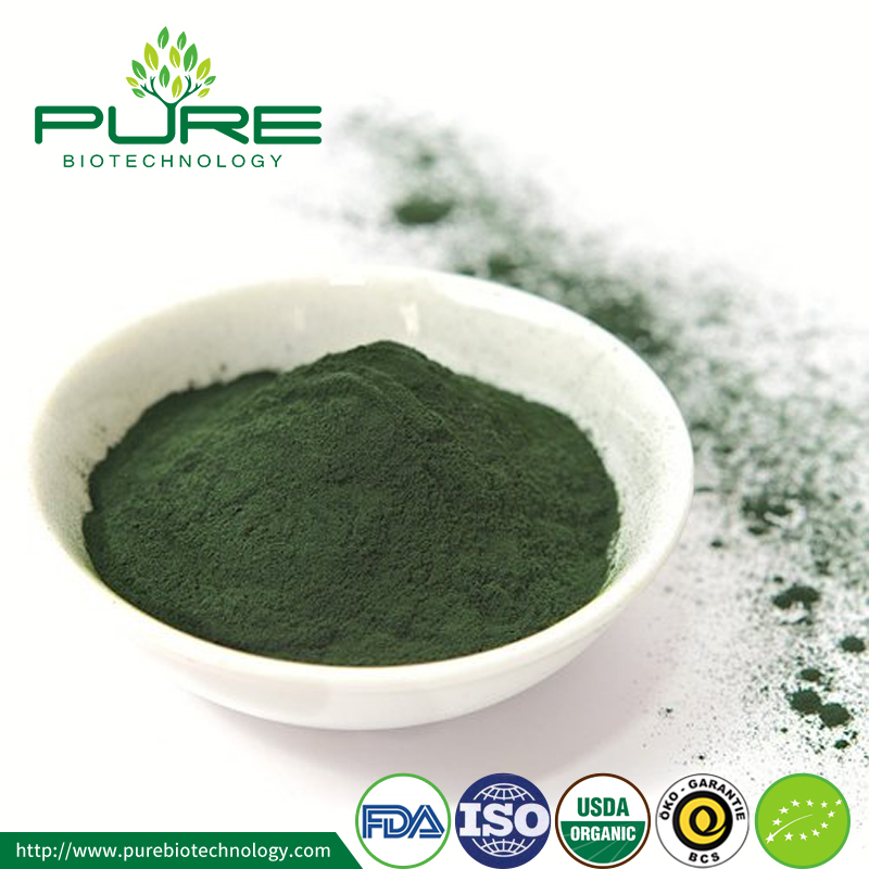 Organic Spirulina Extract Powder