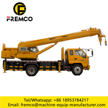 Mini grue de camion de construction pour la construction