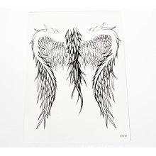 Art Custom Body Waterproof Wings Temporary Tattoo Sticker