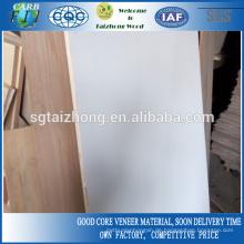 18mm Melamin White Blockboard