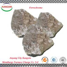 Fornecedor de Henan da China fornece ferrocomo de alto padrão e liga de ferro-cromo