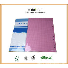 80GSM Filler Paper / Loose Leaf (LL-01)