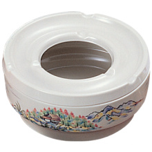 Vaisselle 100% en mélamine - cendrier / coffre-fort dans un lave-vaisselle / cendrier (RP015)
