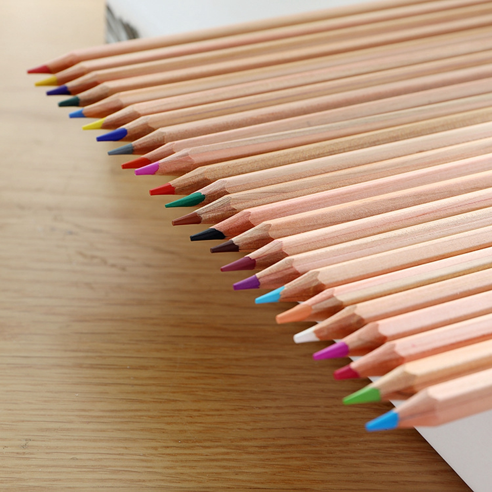 Paper Tube Pack Colour Pencils