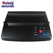 Machine thermique d'imprimante thermique de fabricant de copieur de tatouage de vente chaude de tatouage de Solong
