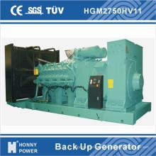 Generador diesel de la planta de energía de 2500kVA de Googol