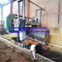 "70"" Band Sawing Machine Mj1800 Horizontal Band Saw for Hard Wood in African"