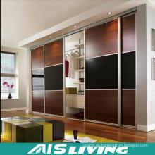Slidiing Door Kleiderschrank Wooden Closet Set (AIS-W002)