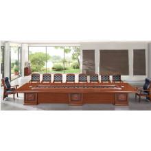 Mesa de la sala de reuniones de madera de lujo (FOH-BT7B60)