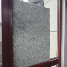 Temporary Outside Glass Window Protection Film Removal