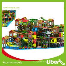Équipement d'aire de jeux pour enfants Indoor Standard Funny