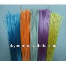 (PET derecho) fibra de plástico para escobas
