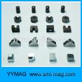 C shape sintered alnico magnet