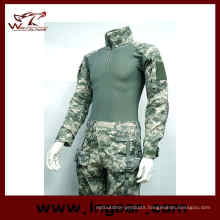 Military Airsoft Combat Uniform Camouflage Frog Suit