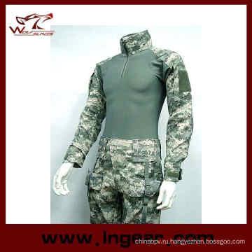 Airsoft боевых единообразных маскировочный костюм лягушки