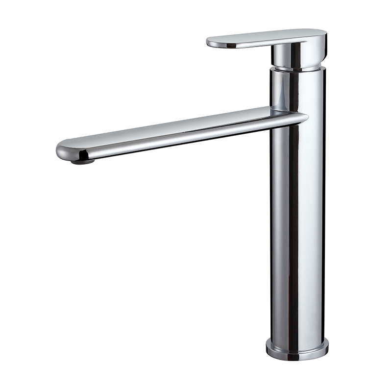 High Brass Washbasin Faucet