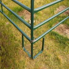 Galvanized Pipe Horse Fence Panel Dijual