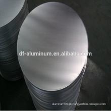 Círculo de Slug de alumínio