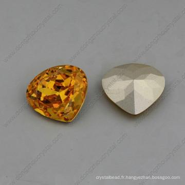 Perles de Pierres Fancy Diamonds