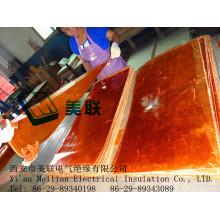 Preimpregnado laminado de tela de vidrio epoxi-poliamida