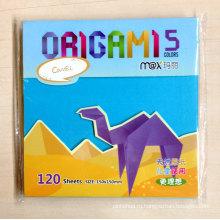 Размер 150 * 150 мм бумаги оригами