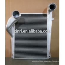 Intercooler turbo de alto rendimiento para intercooler de camión Mercedes-Benz 6565010101 NISSENS: 96980