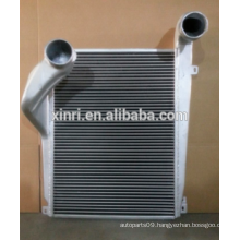 High performance turbo intercooler for Mercedes-Benzs truck intercooler 6565010101 NISSENS: 96980