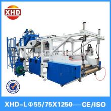 Двухслойная машина для производства стрейч-пленки для двухслойных экструдеров