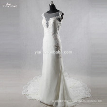 Factory Made Sleeveless Wedding Dresses