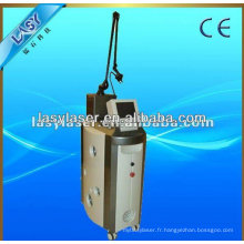 Machine à laser fractionnelle CO2 et équipement laser à système co2
