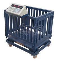 Escala de animais para ovinos 1X1m 2ton Movable Scale