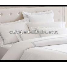 juego de cama de hotel de chorro doble 60S de alta calidad
