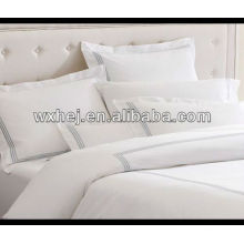 high quality 60S Double jet hotel bedding set