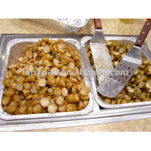 food aluminium foil tray
