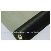 Black Wire Cloth factory plain or twill weaving