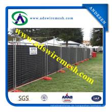 Heißer Verkauf Günstigen Preis Hot Dip Galvanisierte geschweißte temporäre Zaun