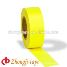 Ruban adhésif jaune