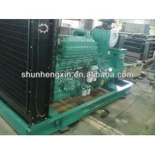 60Hz 400KW / 500KVA Дизель-генераторная установка Работает на движке Cummins (KTA19-G3)