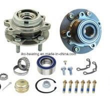 Auto Bearing Wheel Hub Bearing Kit for Mazda Toyota Isuzu Santana