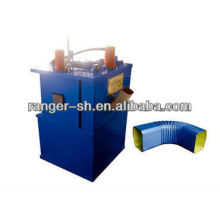rain diverter elbow cold roll forming machine