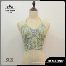 High Quality Summer Beach Girls Crochet Wear