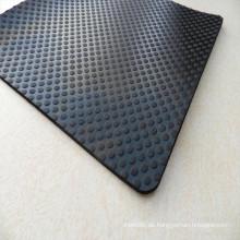 Runde Stud Runde DOT Coin Mat Anti Rutsch Gummifolie