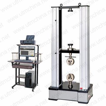 Testing equipment for metal