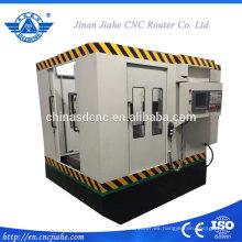 Máquina de grabado del metal de resistente jinan jiahe metal moldeado /cnc 6060