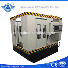 Heavy duty jinan jiahe metal moulding /cnc metal engraving machine 6060