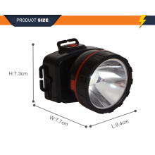 2018 good quality outdoor led rechargeable head torch light for lighting